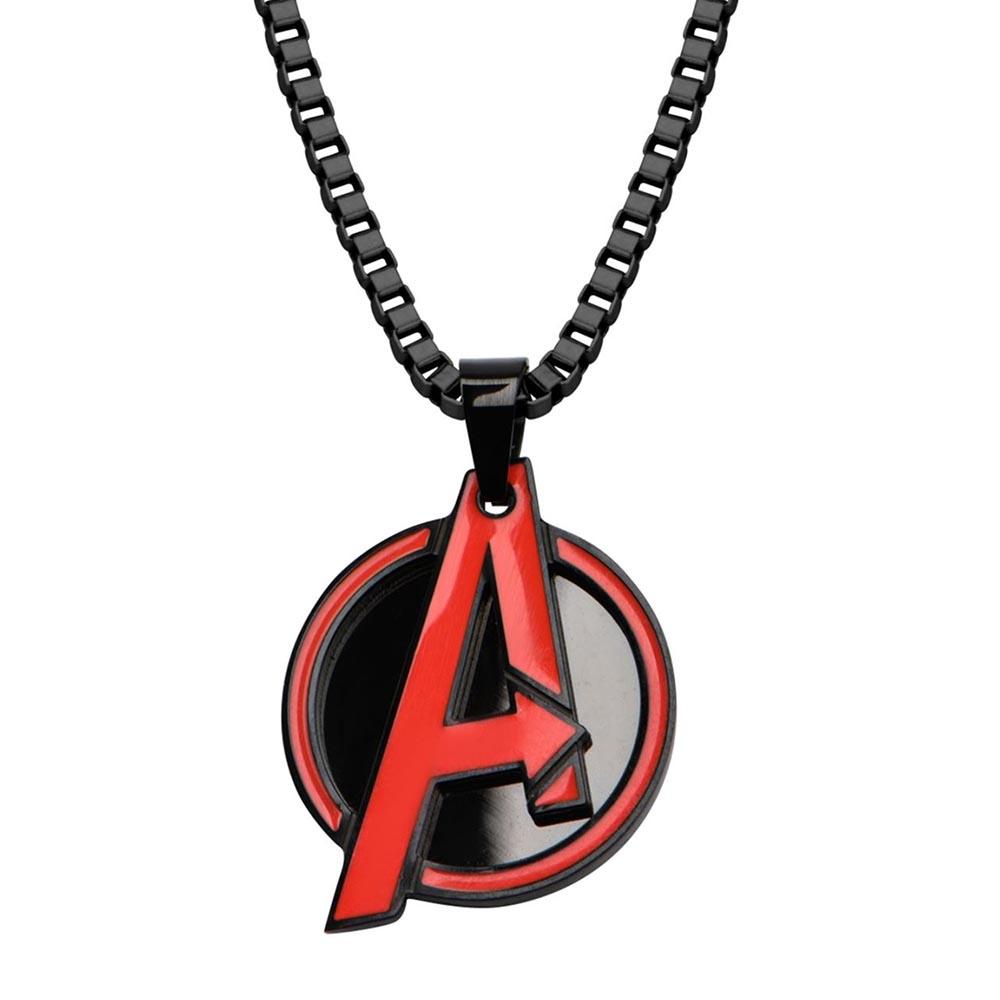 マーベル Marvel アベンジャーズ ペンダント ネックレス レディース メンズ ギフト プレゼント