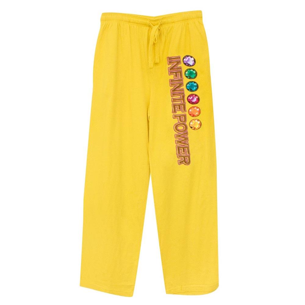 マーベル Marvel アベンジャーズ サノス ルームパンツ パジャマパンツ レディース メンズ