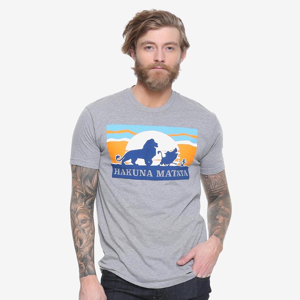 ディズニー Disney ライオンキング Tシャツ 半袖 メンズ