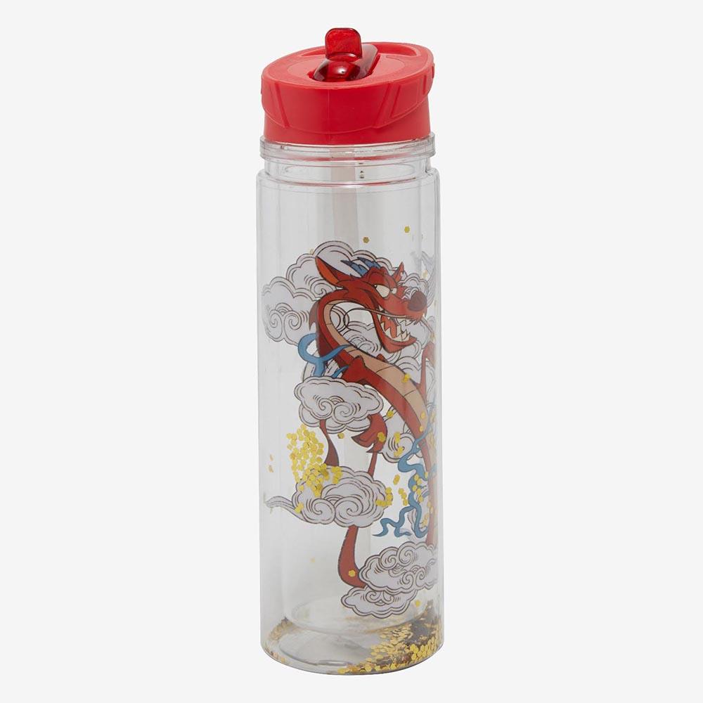 ディズニー Disney ムーラン ムーシュー タンブラー コールド ウォーターボトル