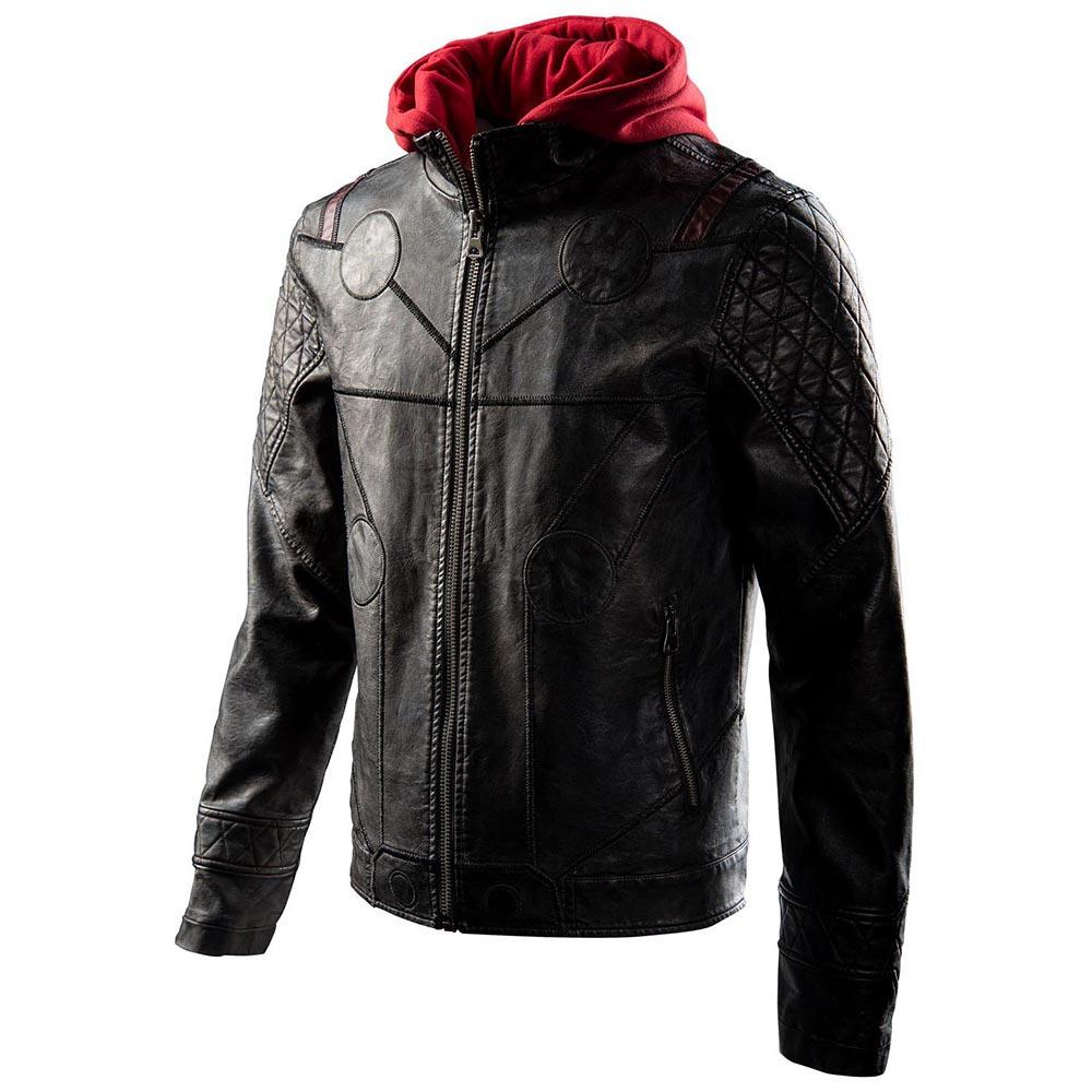 マーベル Marvel マイティ・ソー ジャケット レザー プレミアム リミテッド エディション レディース メンズ