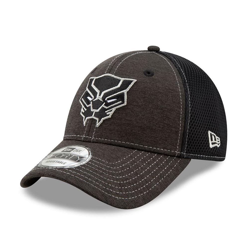 33820326b Ma Bell Marvel Black Panther snapback cap 9FORTY new gills NewEra Lady's men