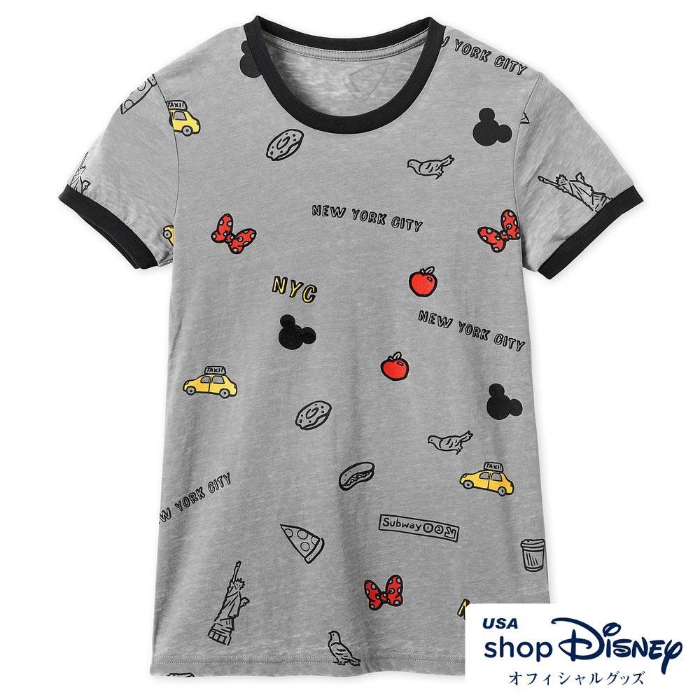 ディズニー Disney ミッキーマウス 半袖 Tシャツ レディース