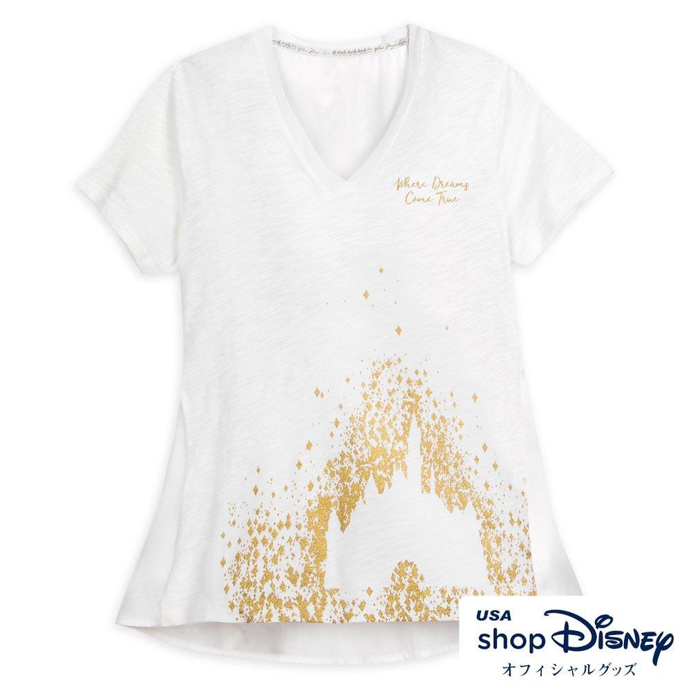 ディズニー Disney 眠れる森の美女 半袖 Tシャツ レディース