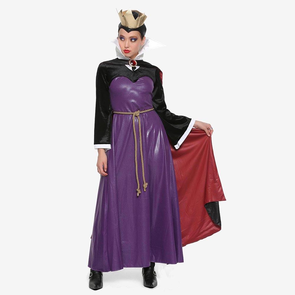 ディズニー Disney 白雪姫 ワンピース 白雪姫 女王 ディズニー コスチューム ドレス ロング ワンピース レディース, トミーズガレッジ:576faa66 --- sunward.msk.ru
