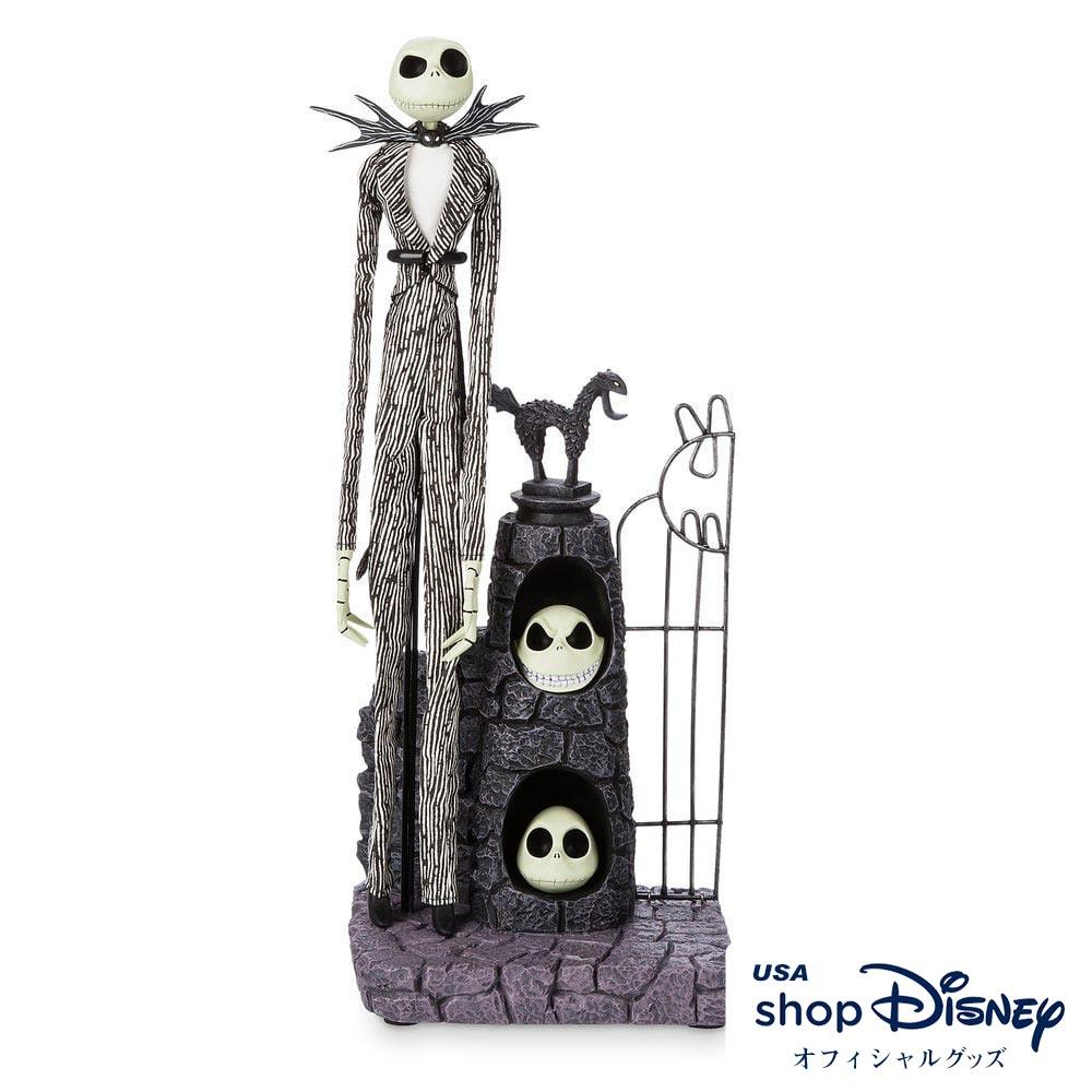 ディズニー Disney ナイトメアビフォアクリスマス ジャック 25周年記念 限定 ドール 人形 ギフト プレゼント