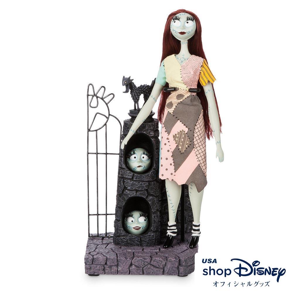 ディズニー Disney ナイトメアビフォアクリスマス サリー 25周年記念 限定 ドール 人形 ギフト プレゼント