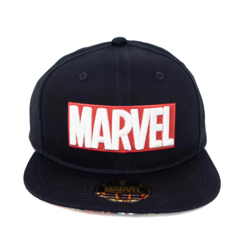マーベル Marvel ボックスロゴ BBキャップ イーカム E-Come ギフト プレゼント