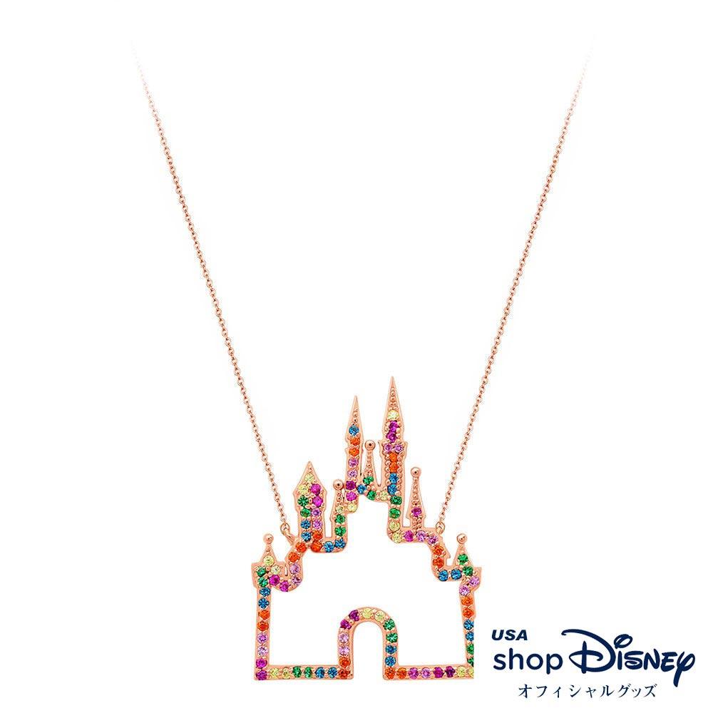 ディズニー Disney ネックレス レディース ギフト プレゼント