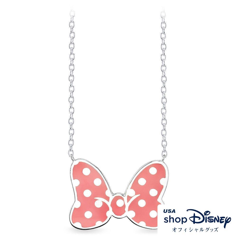 ディズニー Disney ミニーマウス ネックレス ロックラブ RockLove レディース ギフト プレゼント