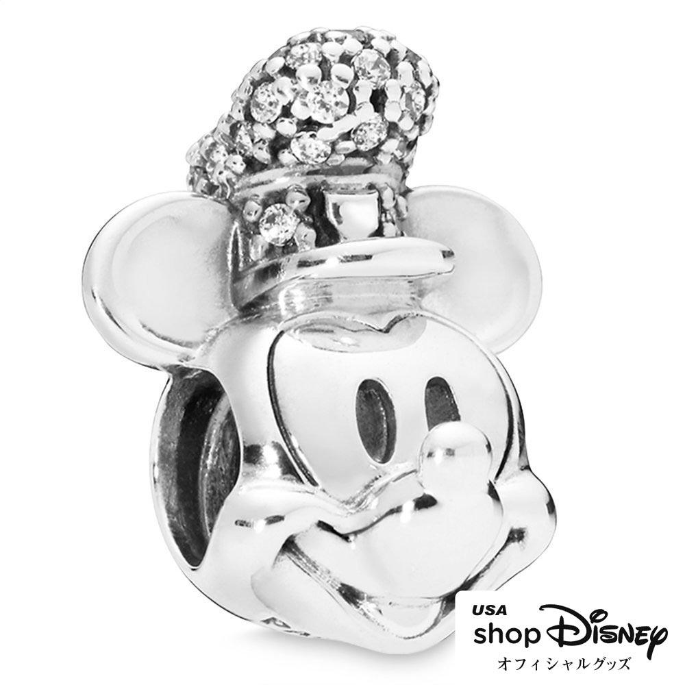 ディズニー Disney ミッキーマウス チャーム パンドラ レディース ギフト プレゼント
