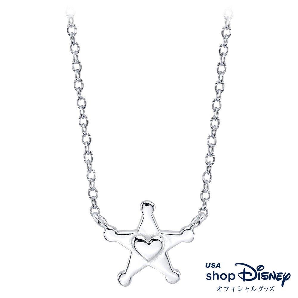 ディズニー Disney トイストーリー ウッディ ネックレス レディース ギフト プレゼント