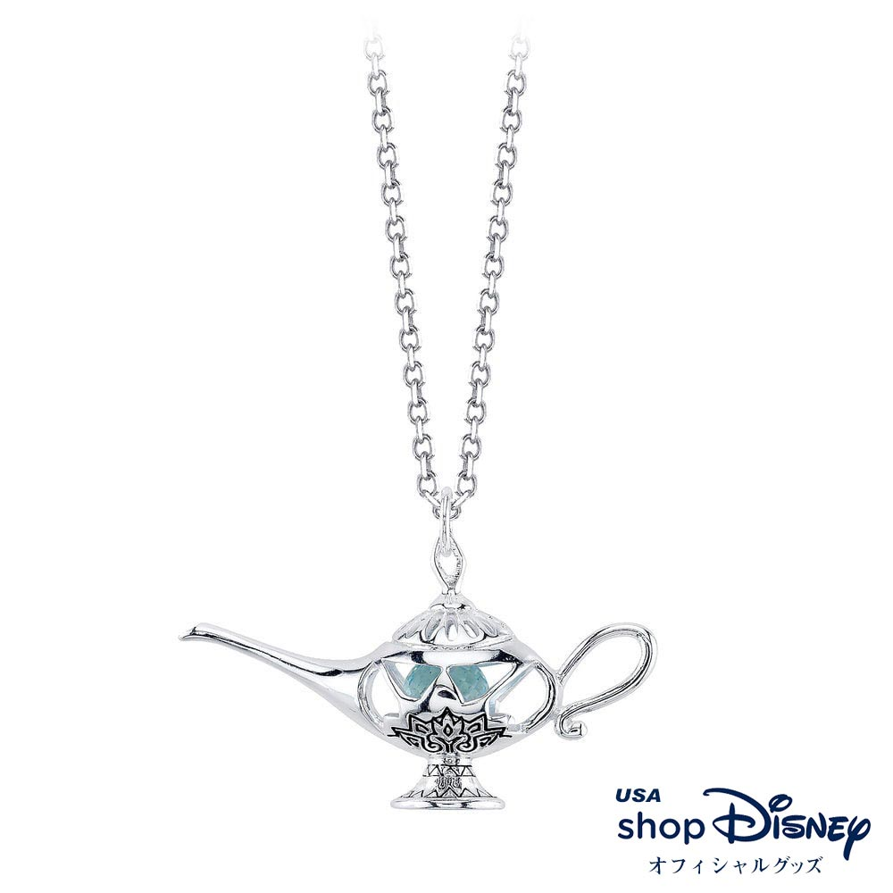 ディズニー Disney アラジン ジーニー ペンダント ネックレス レディース ギフト プレゼント
