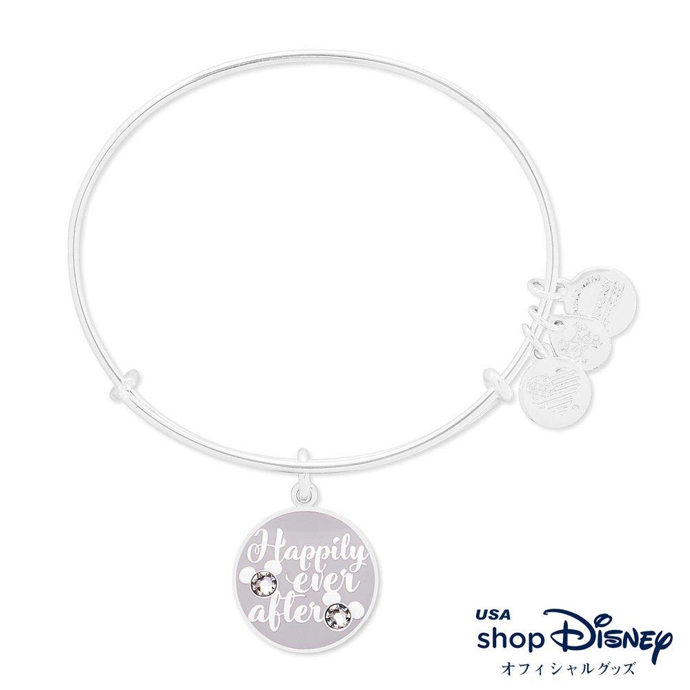 ディズニー Disney ディズニープリンセス ブレスレット バングル アレックス アンド アニ レディース ギフト プレゼント