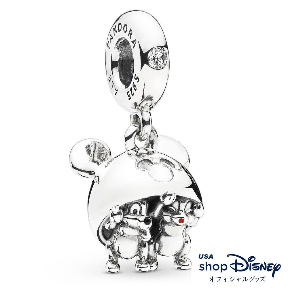ディズニー Disney チップ デール チャーム パンドラ レディース ギフト プレゼント