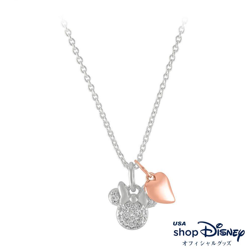ディズニー Disney ミニーマウス ネックレス レディース ギフト プレゼント