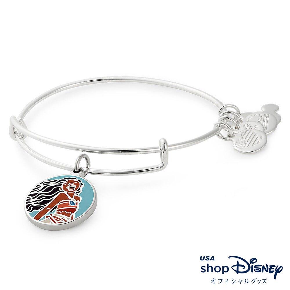 ディズニー Disney モアナ ブレスレット バングル アレックス アンド アニ レディース ギフト プレゼント