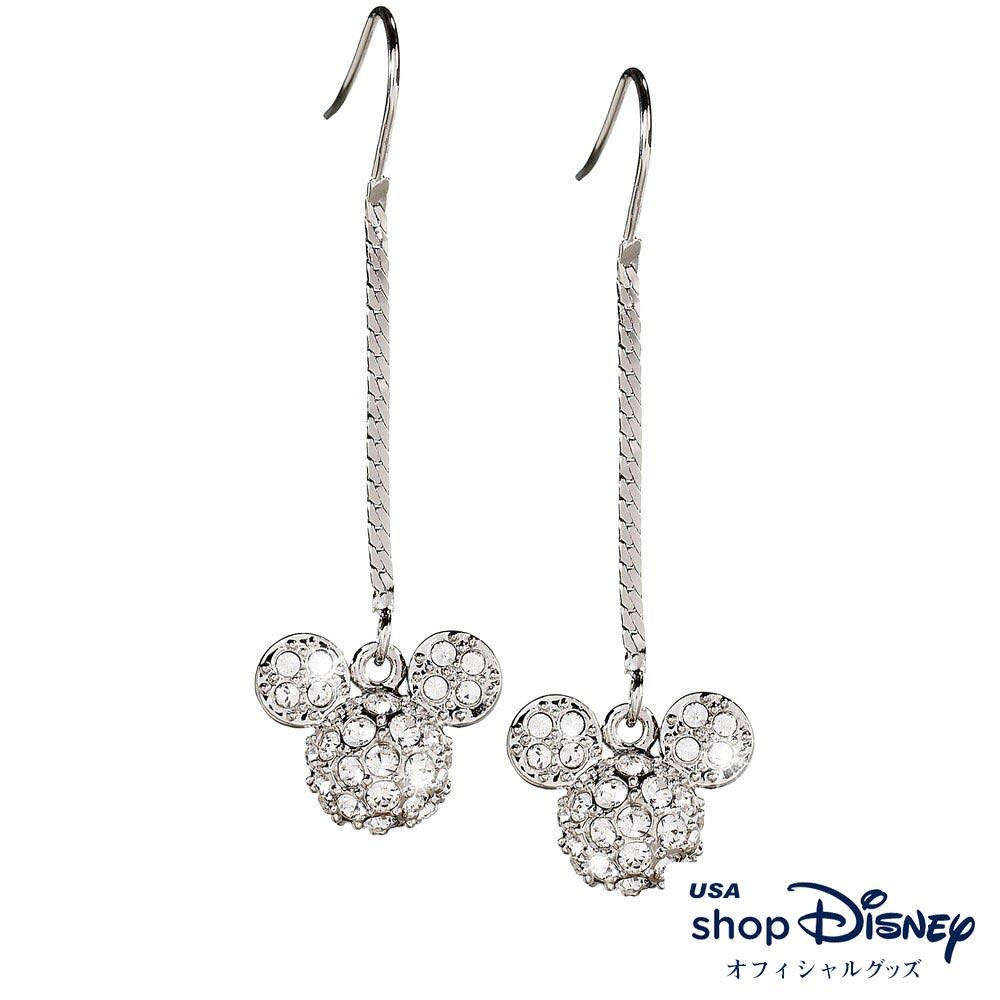 ディズニー Disney ミッキーマウス ピアス レディース ギフト プレゼント
