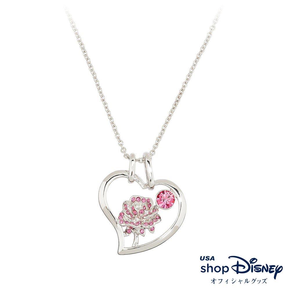 ディズニー Disney 美女と野獣 ベル ネックレス レディース ギフト プレゼント