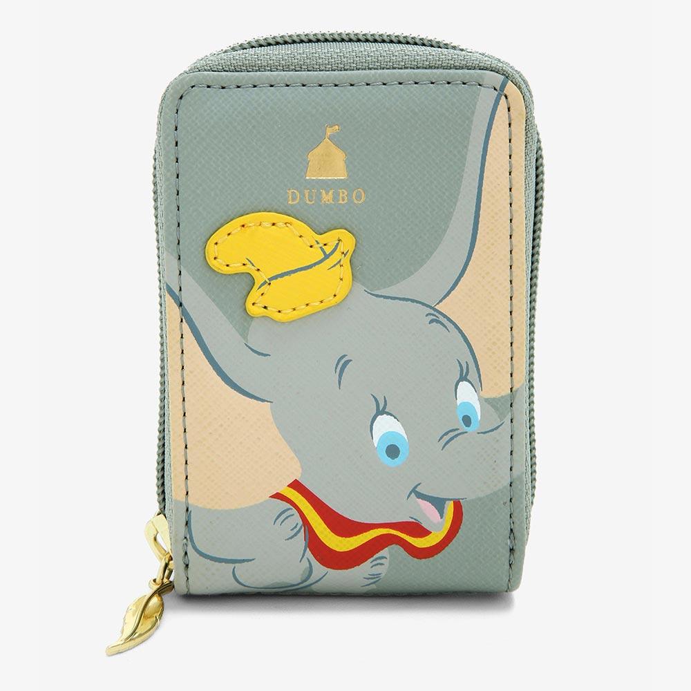 ディズニー Disney ダンボ カードウォレット カードケース ラウンジフライ Loungefly