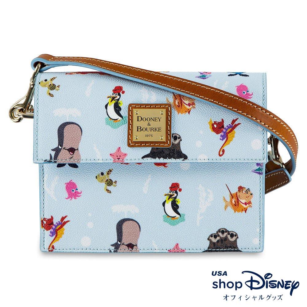 ディズニー Disney ミニ ショルダーバッグ ドゥーニー&バーク Dooney & Bourke レディース