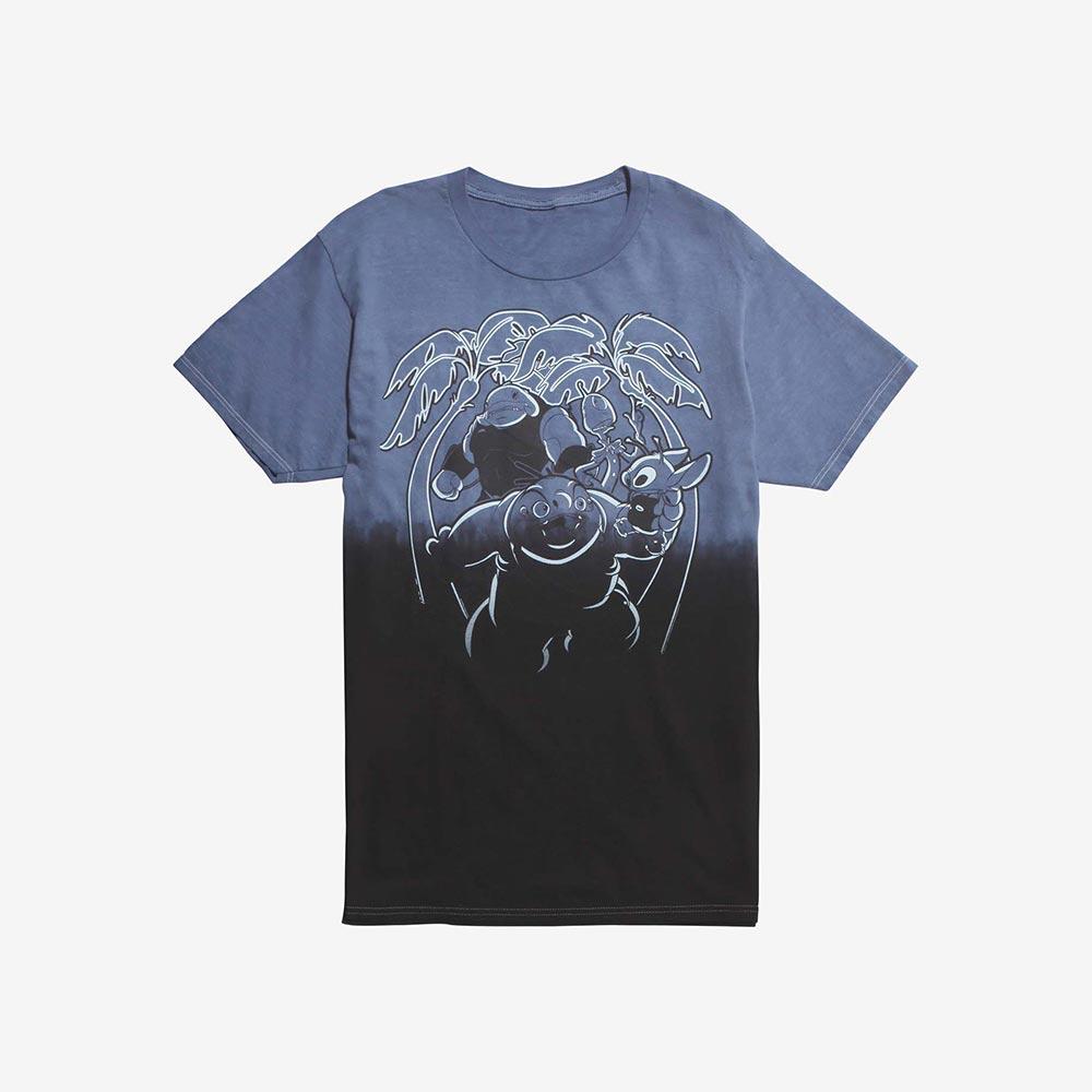 ディズニー Disney リロアンドスティッチ Tシャツ 半袖 レディース メンズ