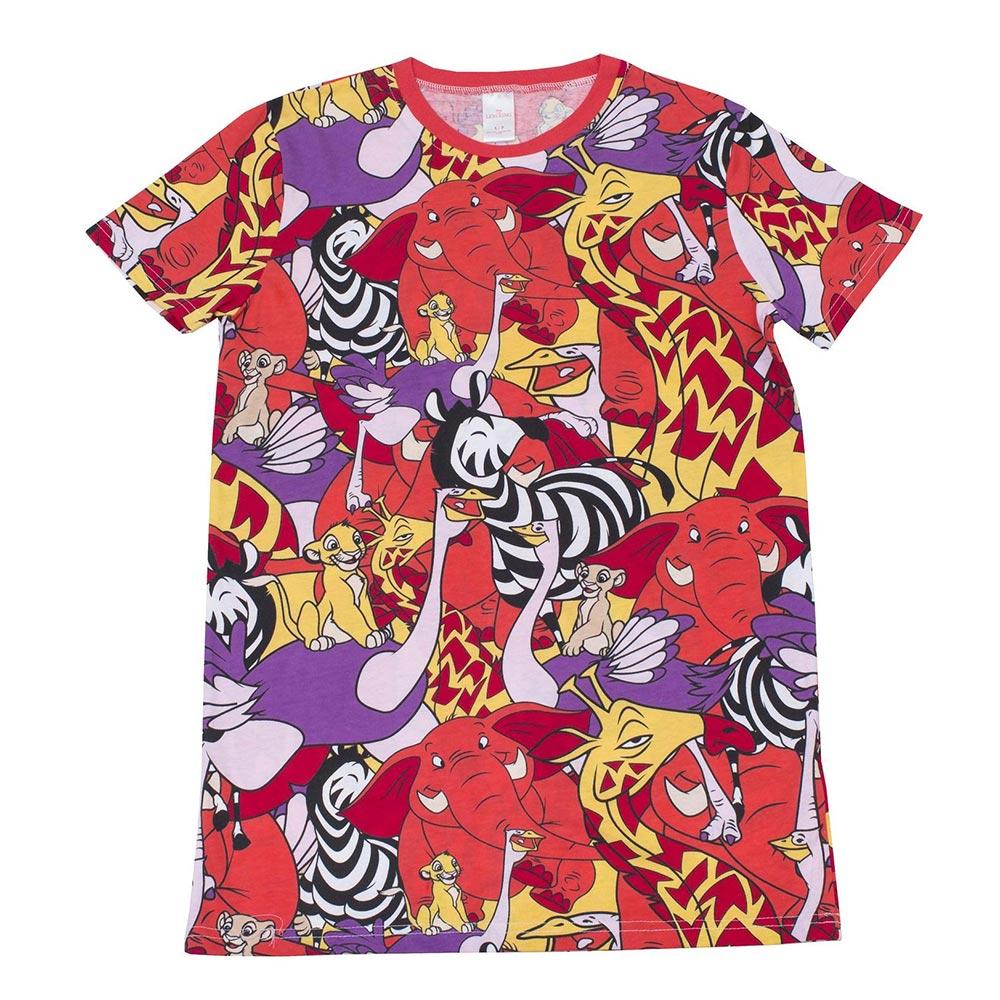 ディズニー Disney ライオンキング Tシャツ 半袖 Cakeworthy レディース メンズ
