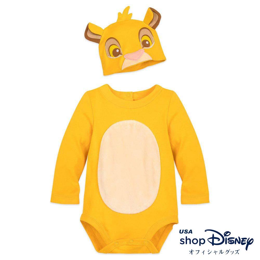 ディズニー Disney ライオンキング シンバ コスチューム ベビー服 ベビー 赤ちゃん