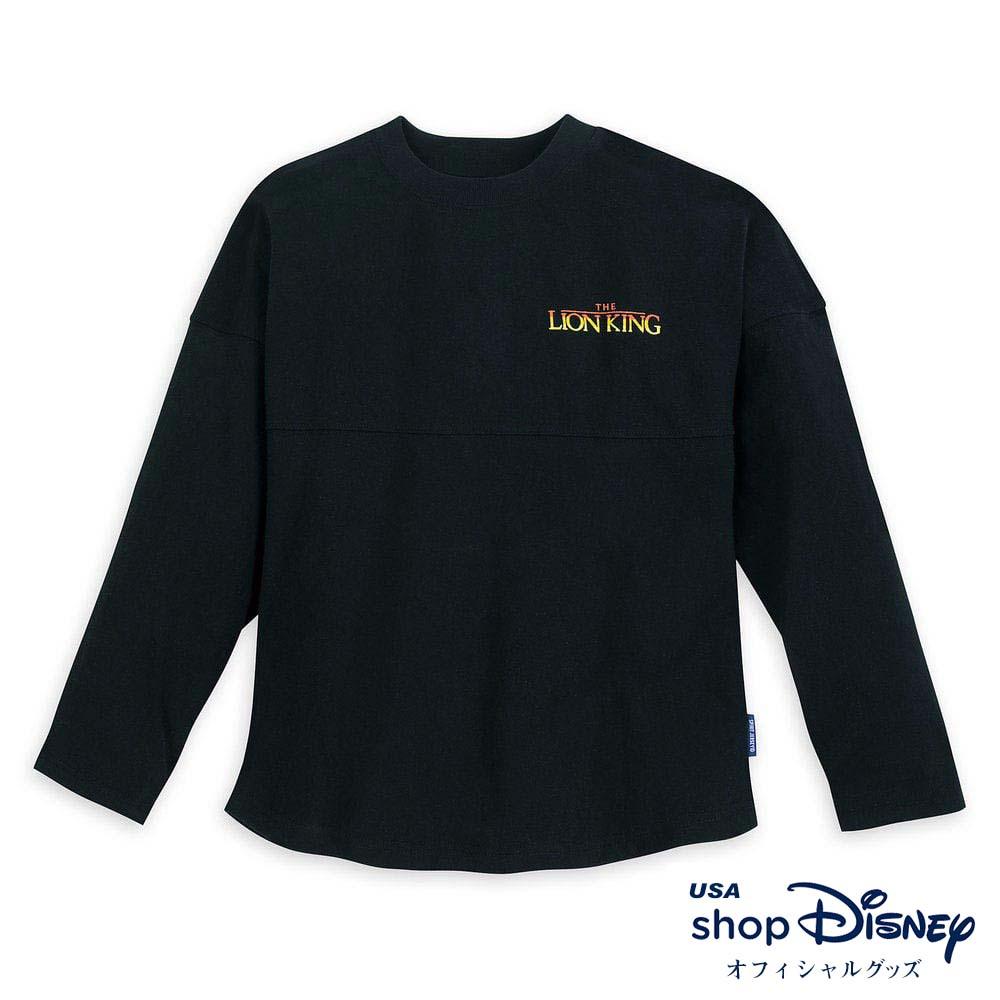 ディズニー Disney ライオンキング Tシャツ 長袖 ロングスリーブ 厚手 キッズ 男の子 女の子