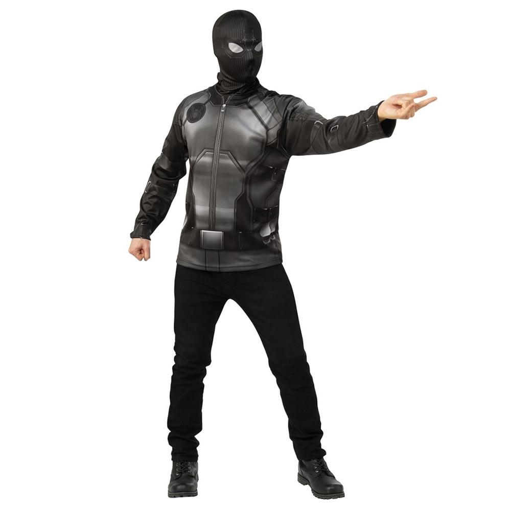 マーベル Marvel スパイダーマン コスチューム ステルススーツ ファー フロム ホーム メンズ
