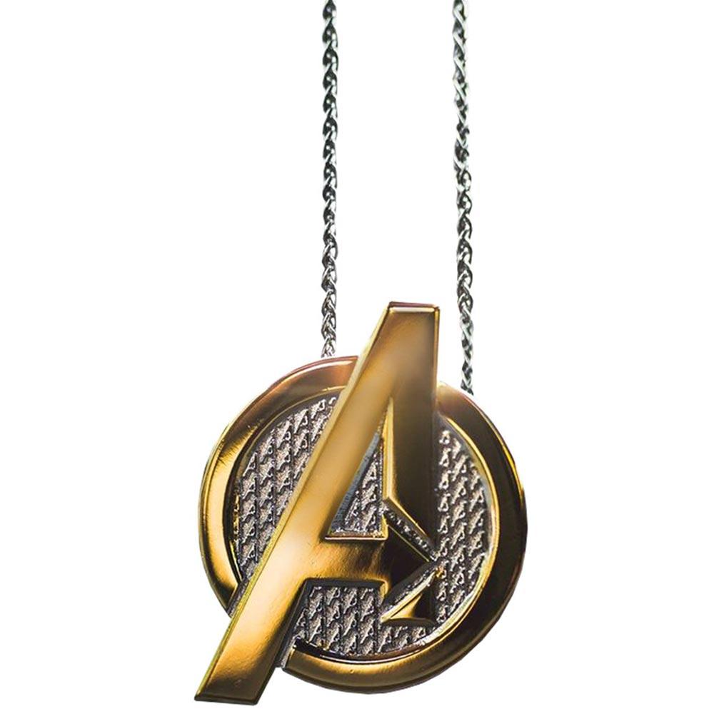 マーベル Marvel アベンジャーズ チェーン ネックレス レディース メンズ ギフト プレゼント
