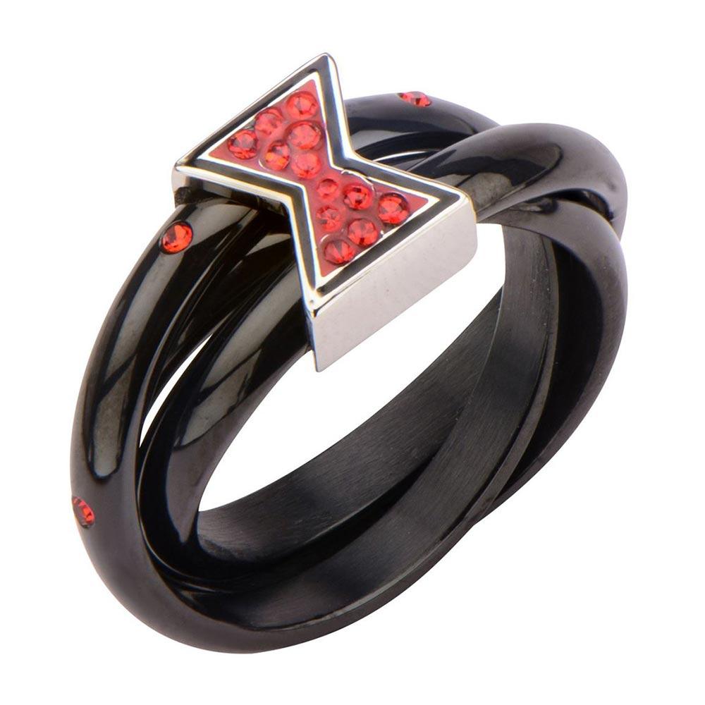 マーベル Marvel ブラック ウィドウ リング 指輪 レディース メンズ ギフト プレゼント