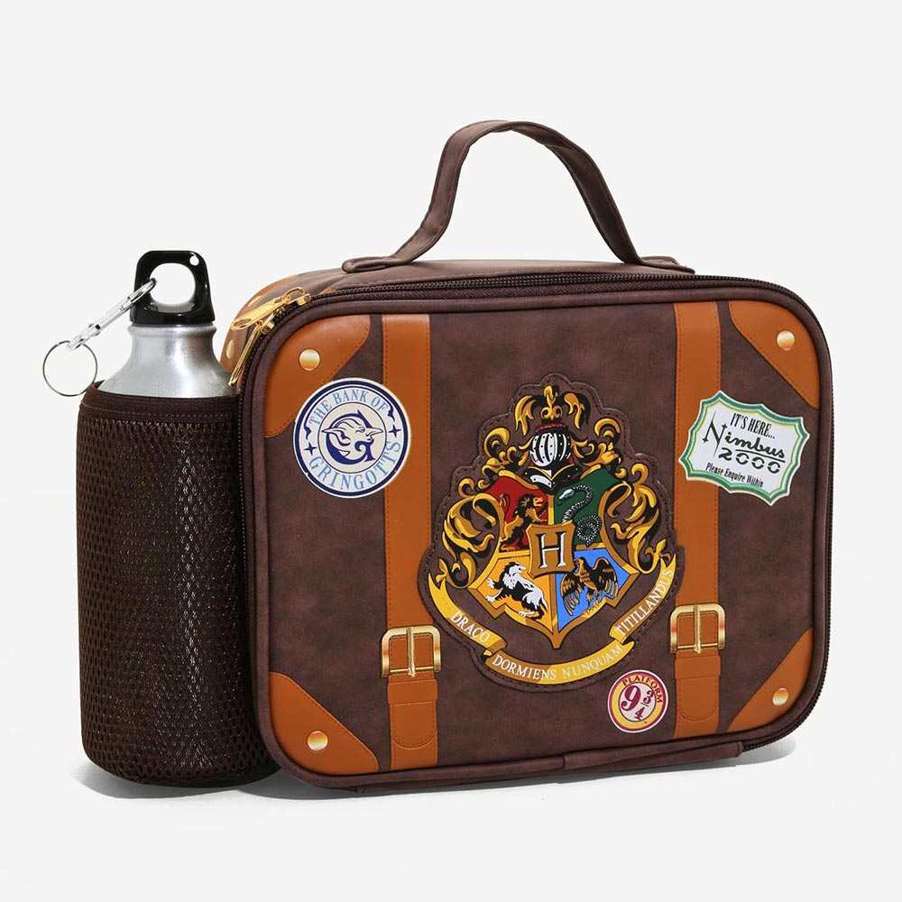 ハリーポッター Harry Potter ランチバッグ ボトル付き レディース