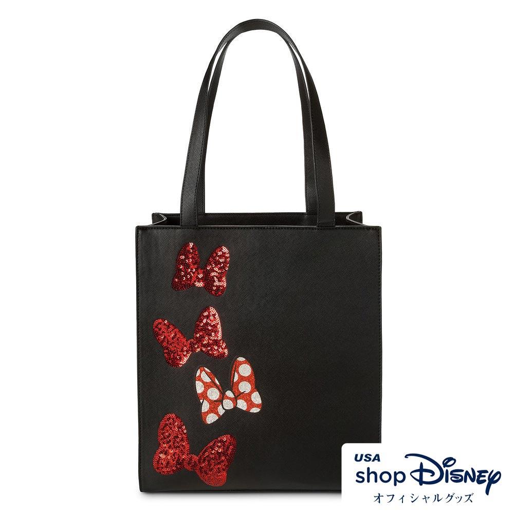 ディズニー Disney ミニーマウス トートバッグ レディース