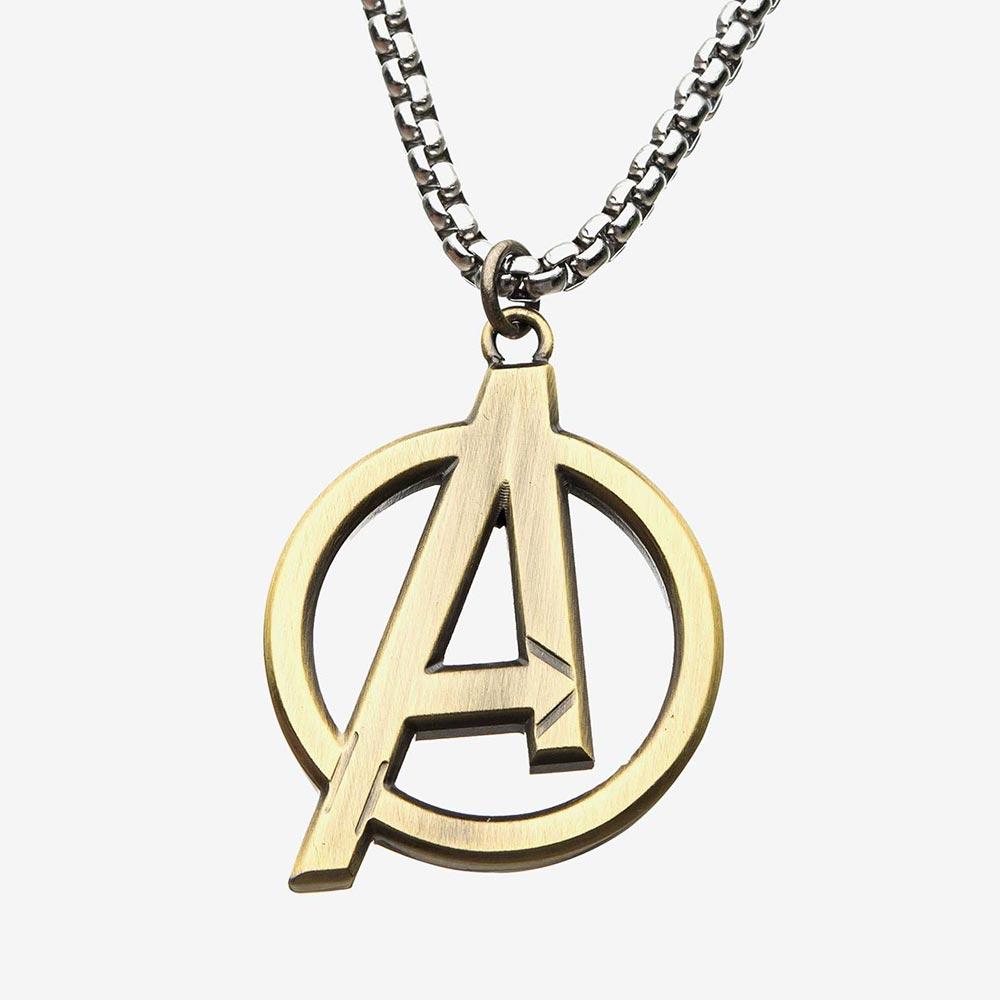 マーベル Marvel アベンジャーズ ネックレス レディース メンズ
