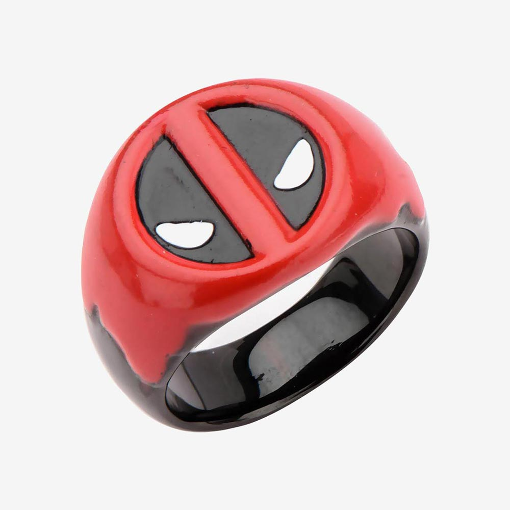 マーベル Marvel デッド・プール リング 指輪 レディース メンズ