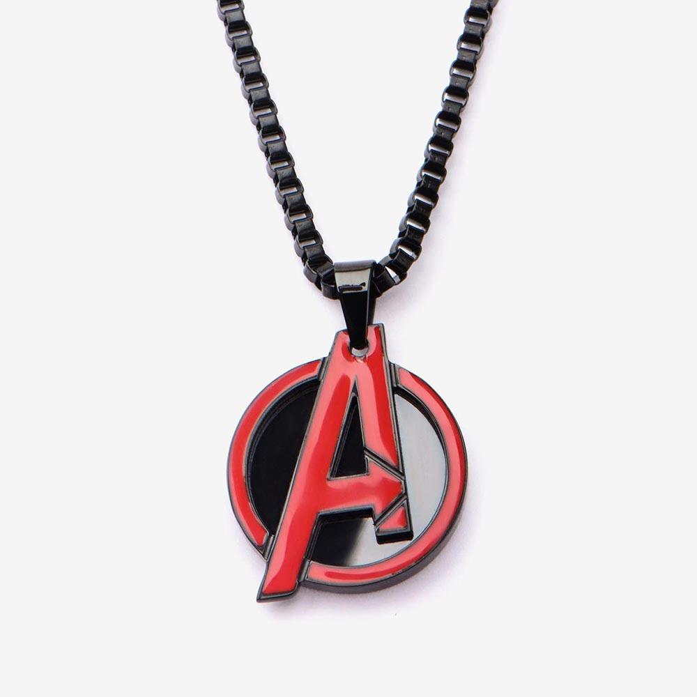 マーベル Marvel アベンジャーズ ペンダント ネックレス レディース メンズ