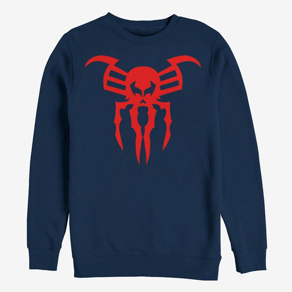 マーベル Marvel スパイダーマン 2099 スウェットシャツ トレーナー レディース メンズ