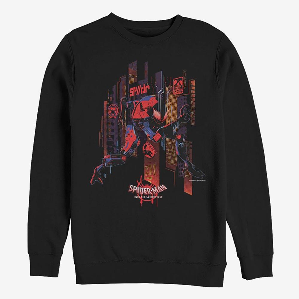 マーベル Marvel スパイダーマン スパイダーバース ペニー パーカー スウェットシャツ トレーナー レディース メンズ