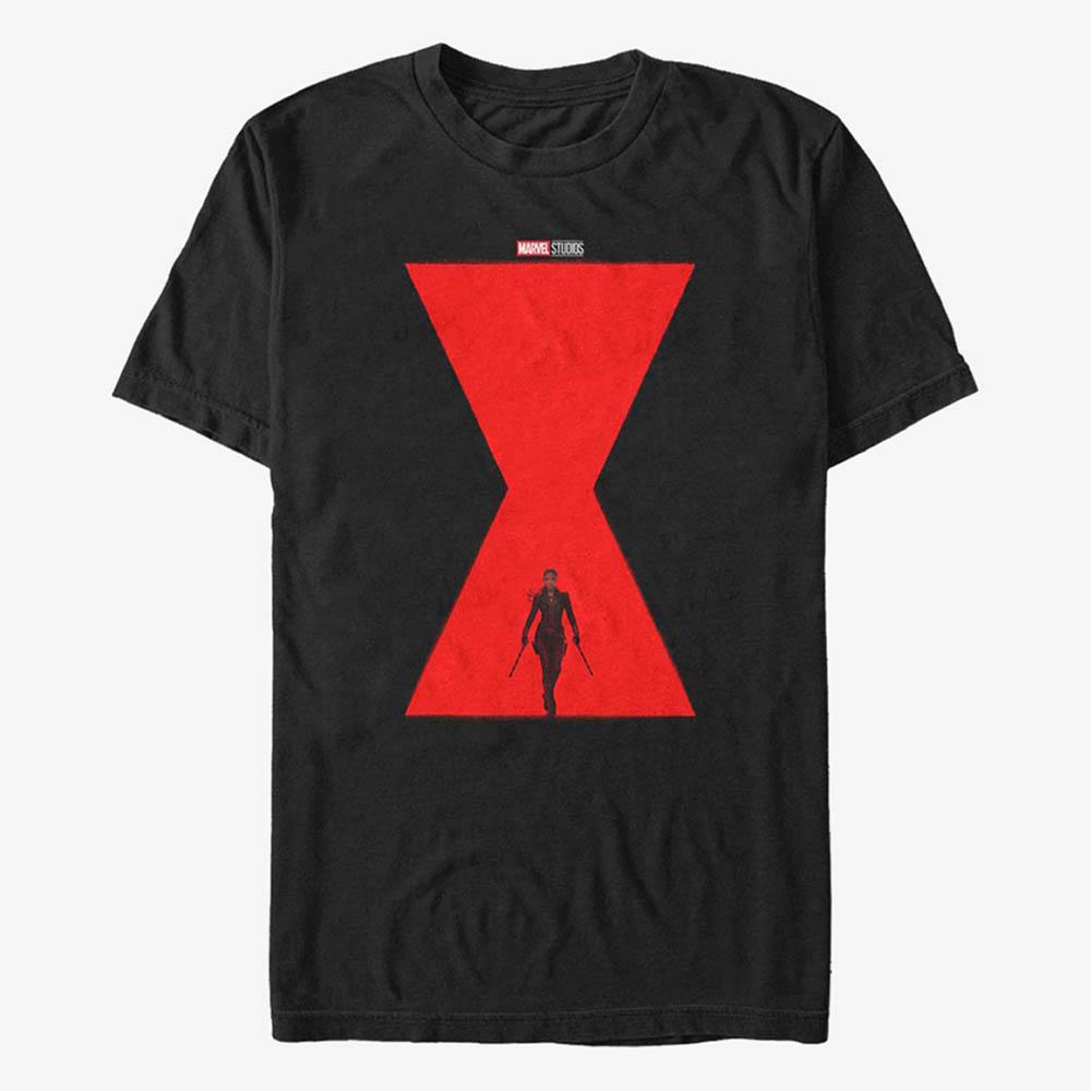 ブラックウィドウ Tシャツ マーベル Marvel Extra Soft Widow Poster T-Shirt メンズ
