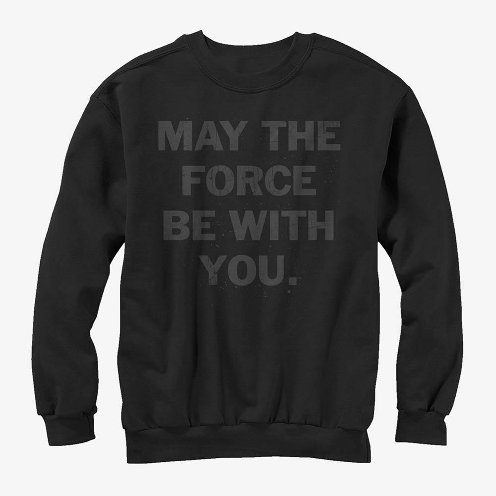 海外モデル スターウォーズアパレル スターウォーズ スウェット StarWars The メンズ 激安 アウトレットセール 特集 is Force With You Sweatshirt