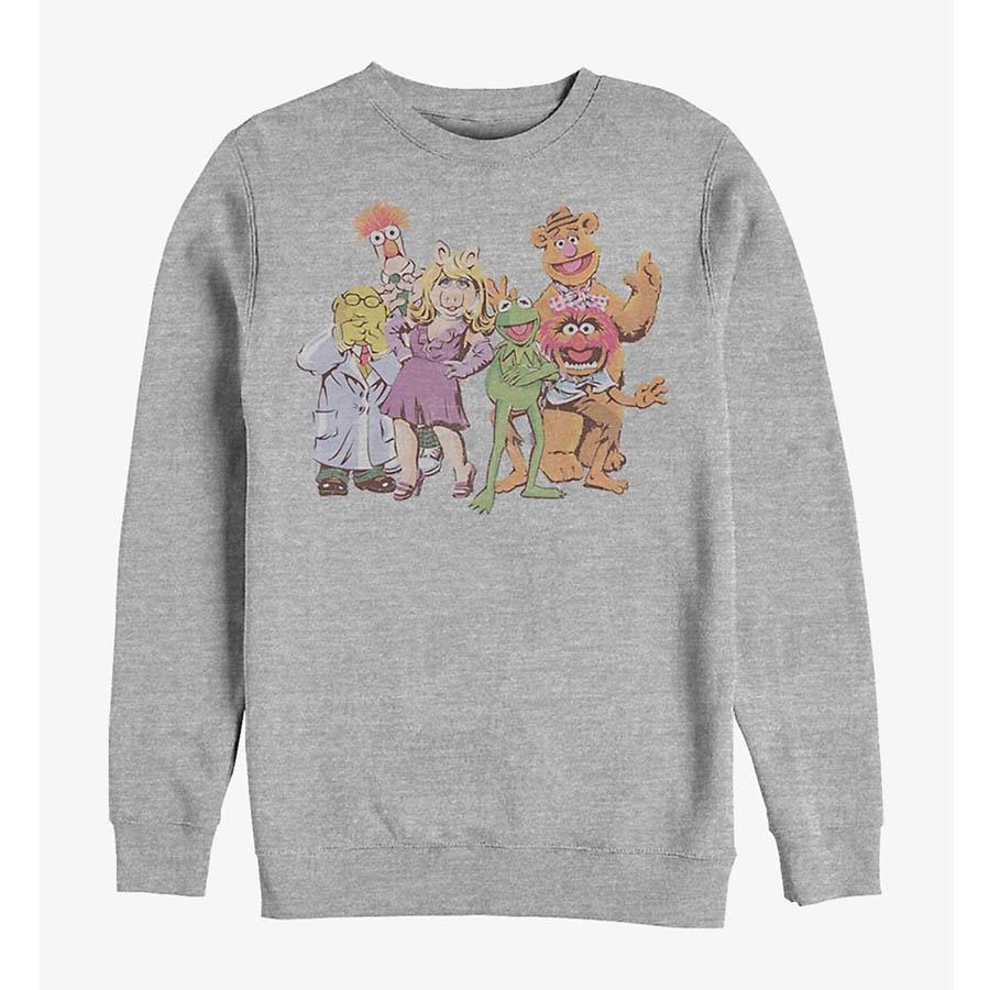 海外人気モデル カーミット グッズ セール開催中最短即日発送 新作通販 スウェット トレーナー Gang Sweatshirt Muppets Muppet The