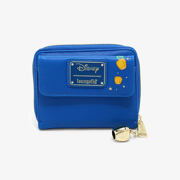 海外モデル ディズニー 春の新作シューズ満載 リロアンドスティッチ 情熱セール ウォレット ラウンジフライ リロ スティッチ Lantern LoungeFly Lilo Disney Wallet Stitch