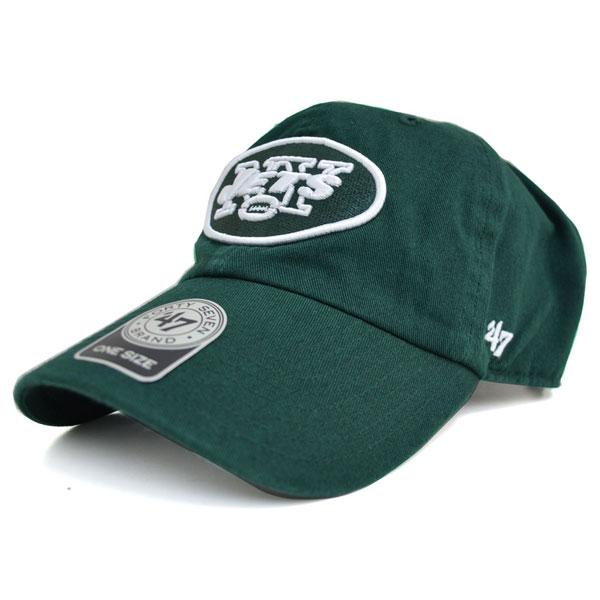179e7490704 ... new york yankees 47 brand franchise gray navy logo fitted clearance nfl  jets cap hat dark green 47 brand cleanup adjustable cap b2bd9 6ee40 ...