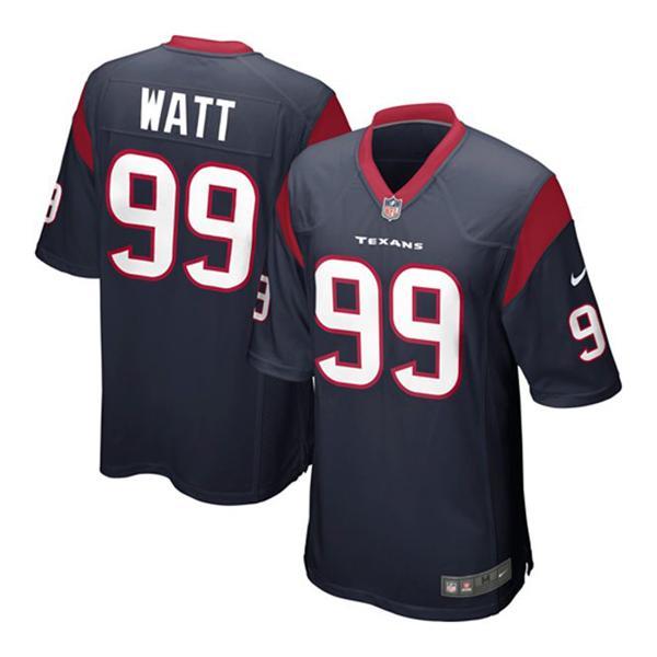best sneakers ba489 a53dc NFL beefsteak Suns J.J., watt uniform navy Nike