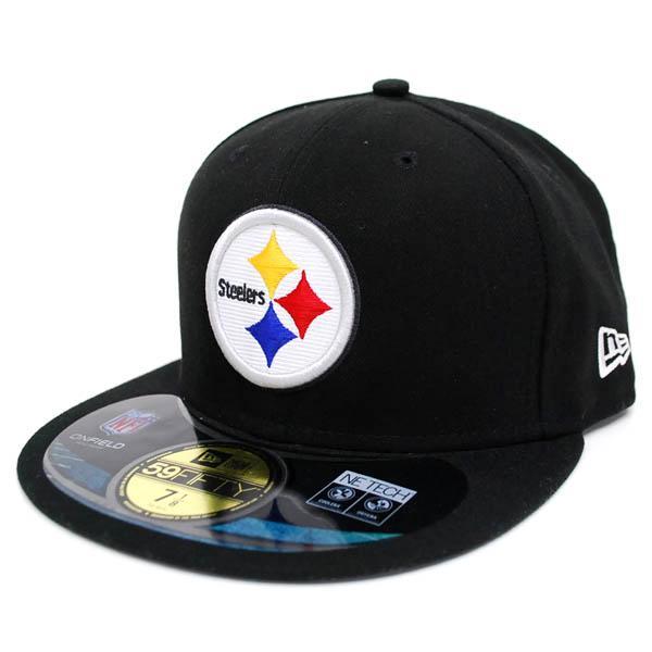 429016f7 MLB NBA NFL Goods Shop: NFL Pittsburgh Steelers Sideline 59FIFTY Football  Structured Fitted cap (black) New Era   Rakuten Global Market