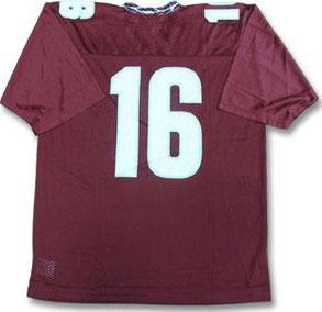 online retailer 63f53 86713 Nike NCAA replica football jerseys [Florida State and # 16 (Maroon)]
