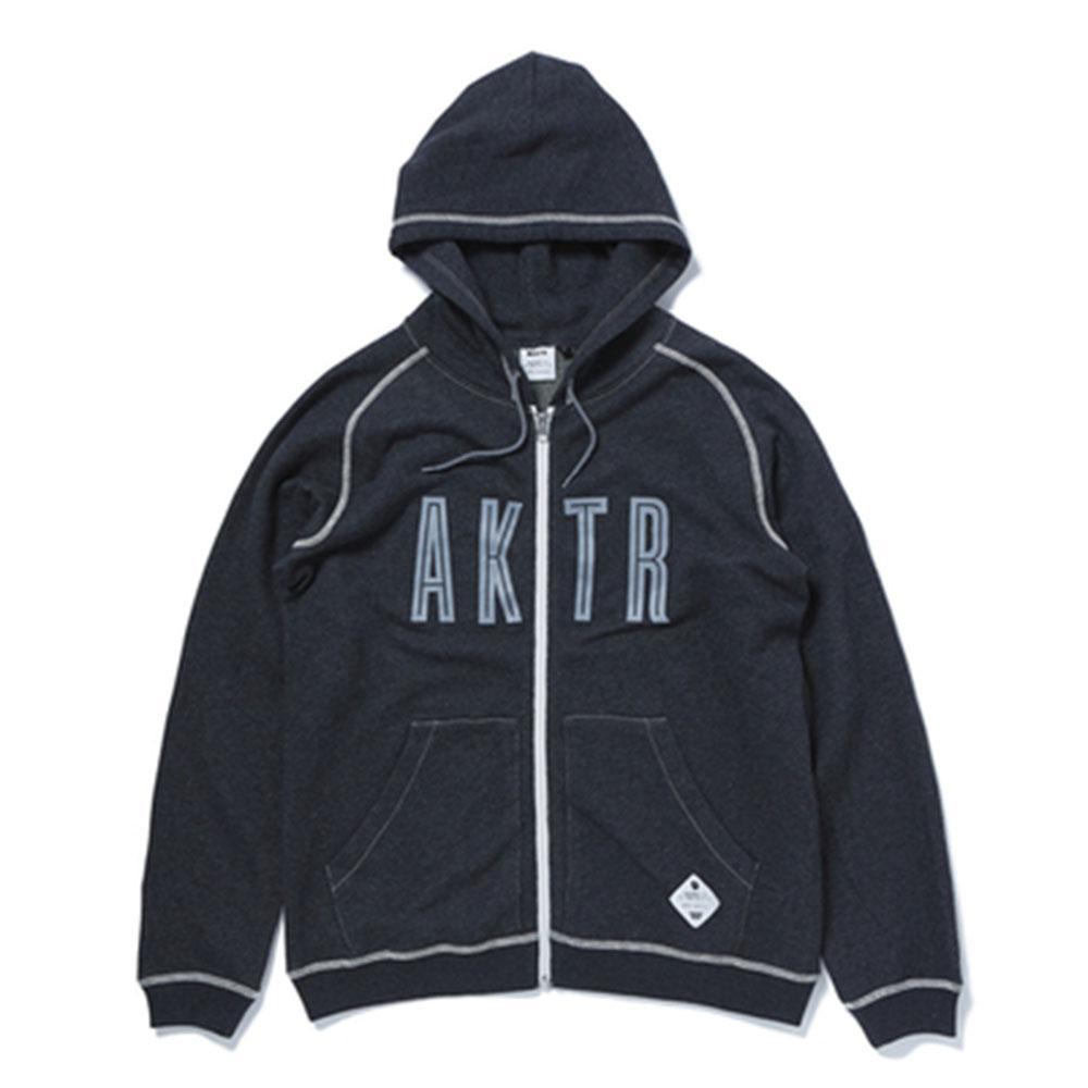 アクター/AKTR LIGHT SWEAT ZIP パーカー AKTR(アクター)