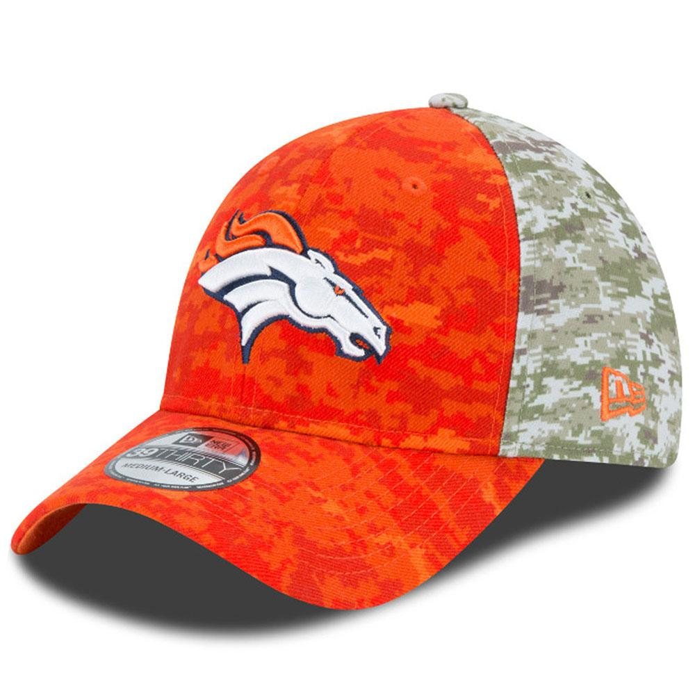 7d2b3ccb095f06 ... coupon code nfl broncos cap hat 2015 salute to service on field 39thirty  caps new era