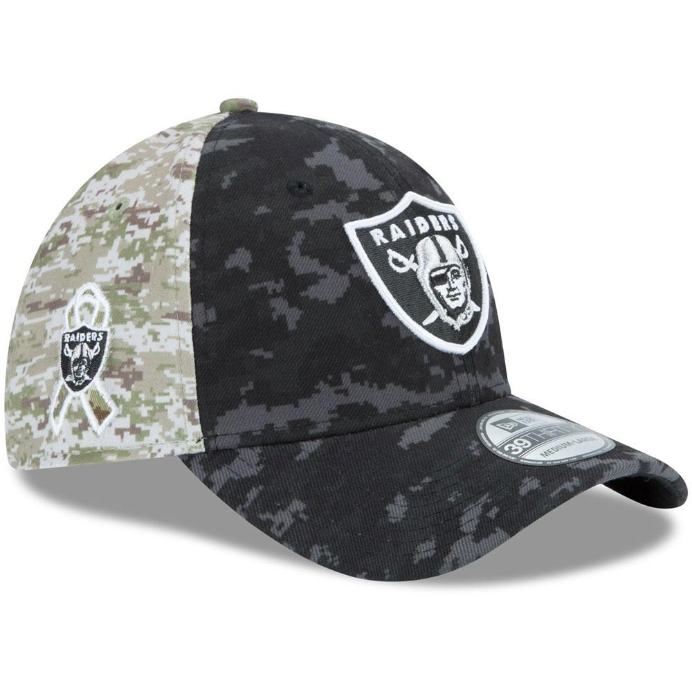 NFL奇兵队盖子/帽子2015 Salute to Service On Field 39THIRTY盖子New Era